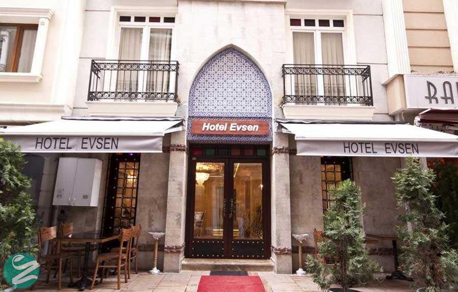 هتل اوسن استانبول