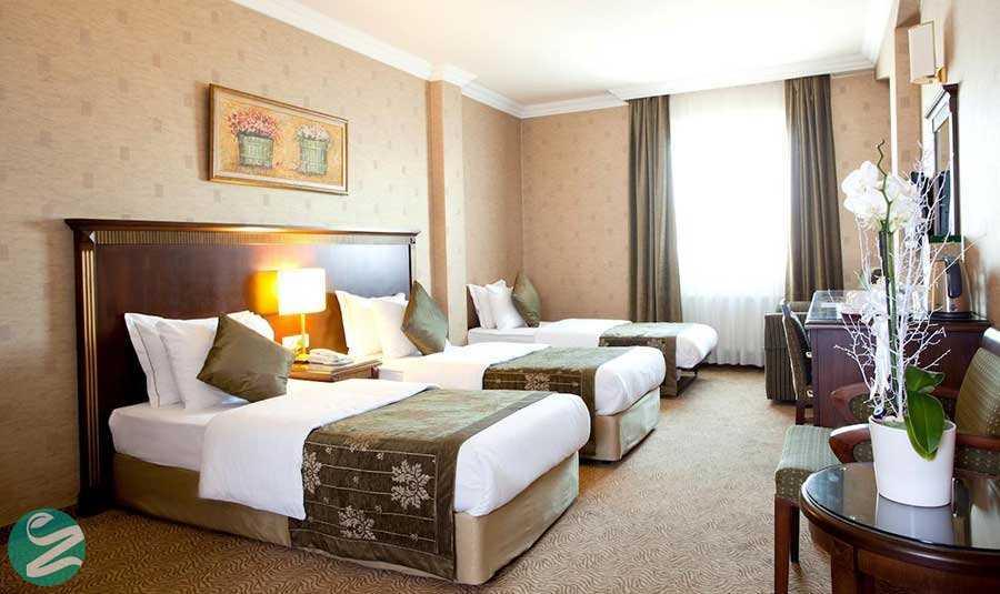 هتل اوران استانبول