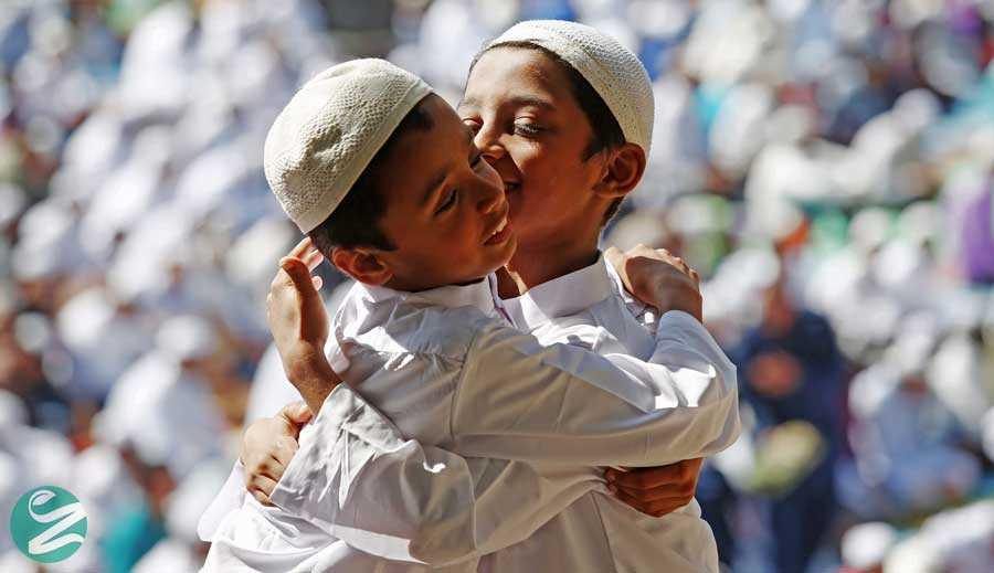 37 عکس از جشن عید قربان در کشورهای مختلف