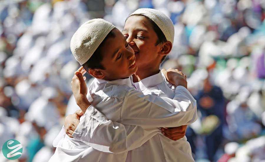 عید قربان در بنگلور، هند