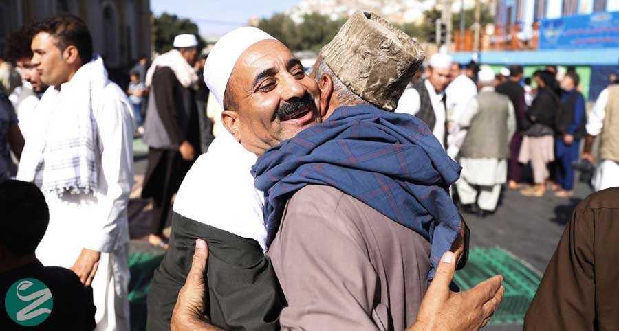 عید قربان در کابل