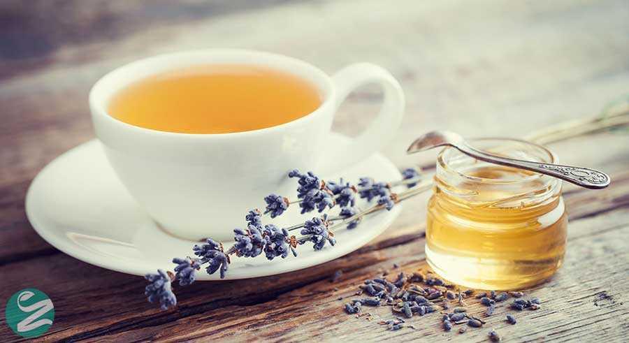 فواید چای اسطوخودوس (Lavender)