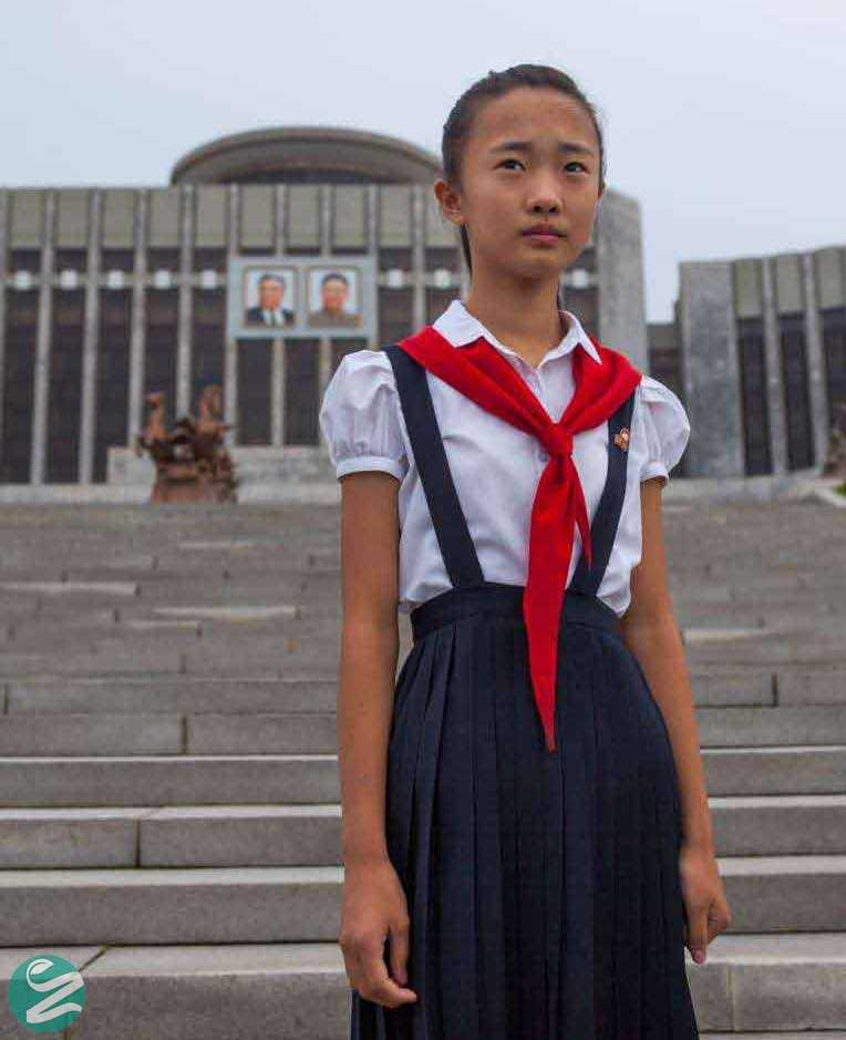 لباس فرم مدرسه کره جنوبی