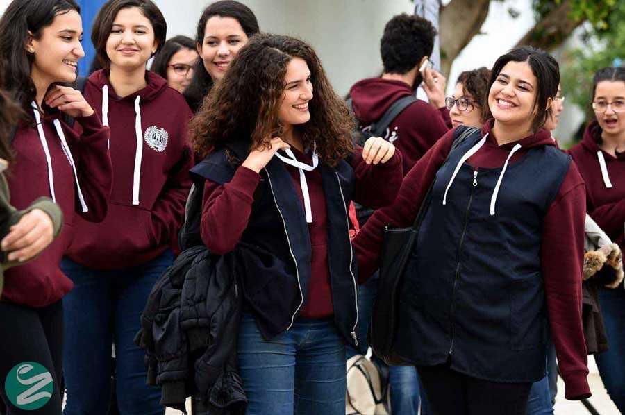 لباس فرم مدرسه در تونس
