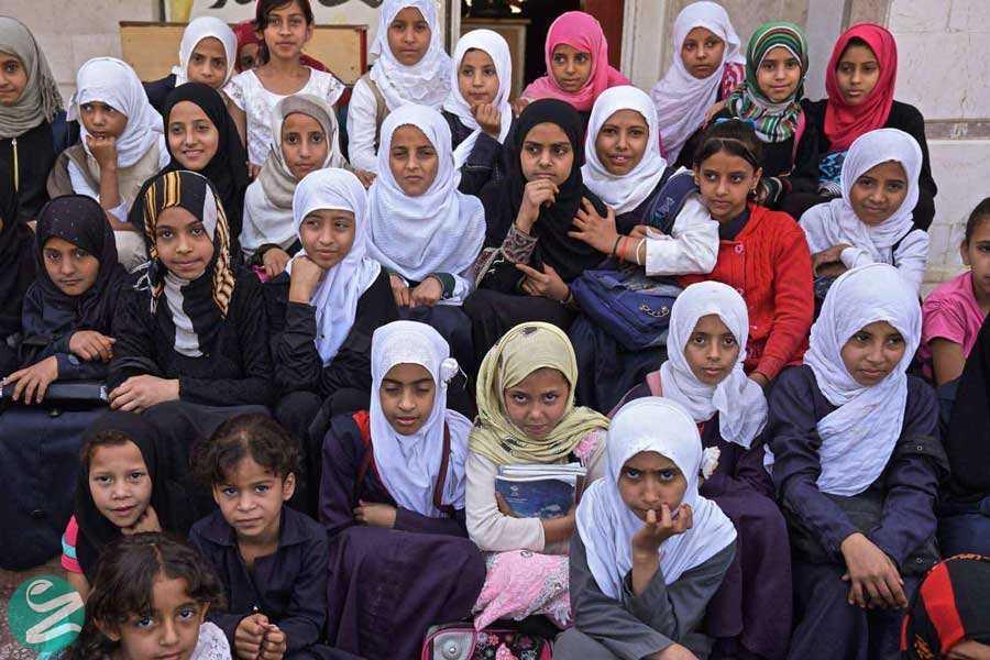 لباس فرم مدرسه در یمن