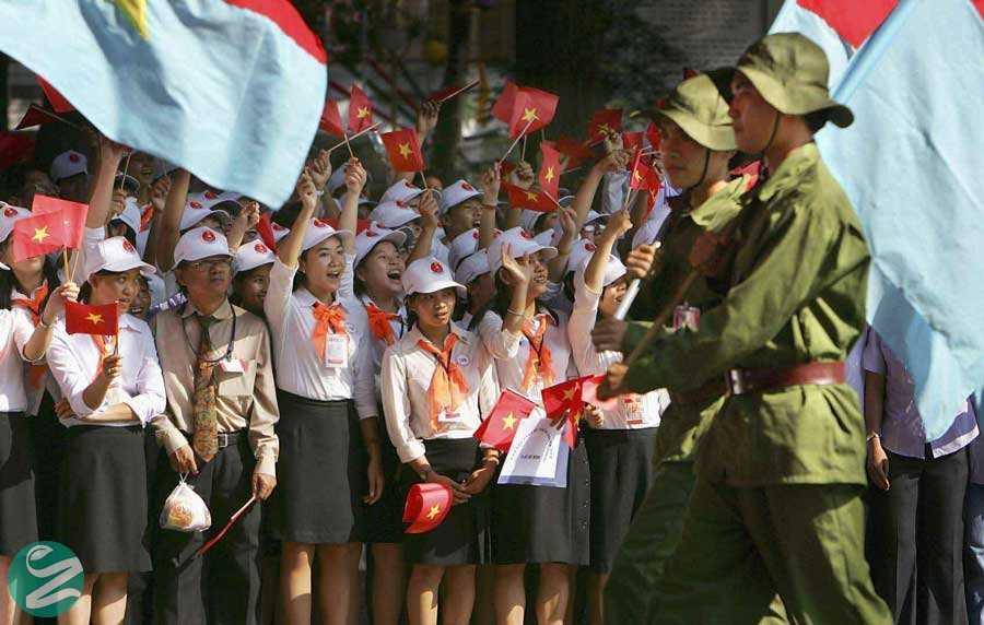 لباس فرم مدرسه در ویتنام