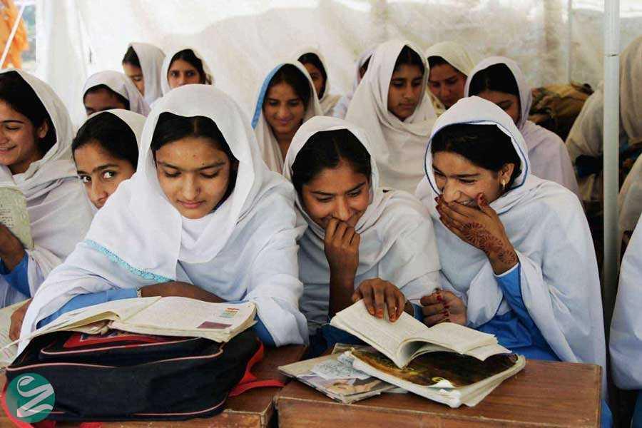 لباس فرم مدرسه در پاکستان
