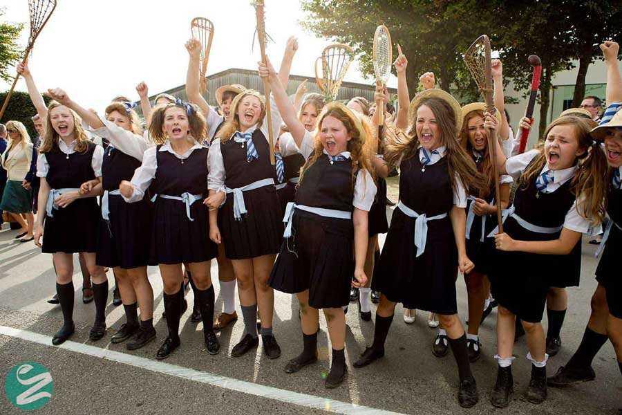 لباس فرم مدارس انگلیس