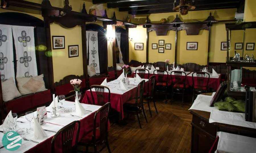 رستوران Tri Šešira