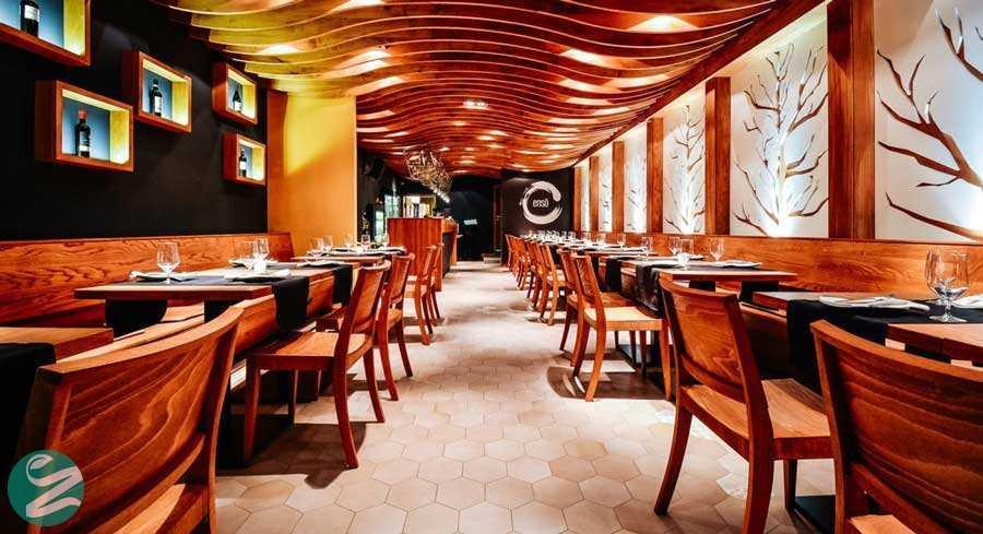 رستوران Enso