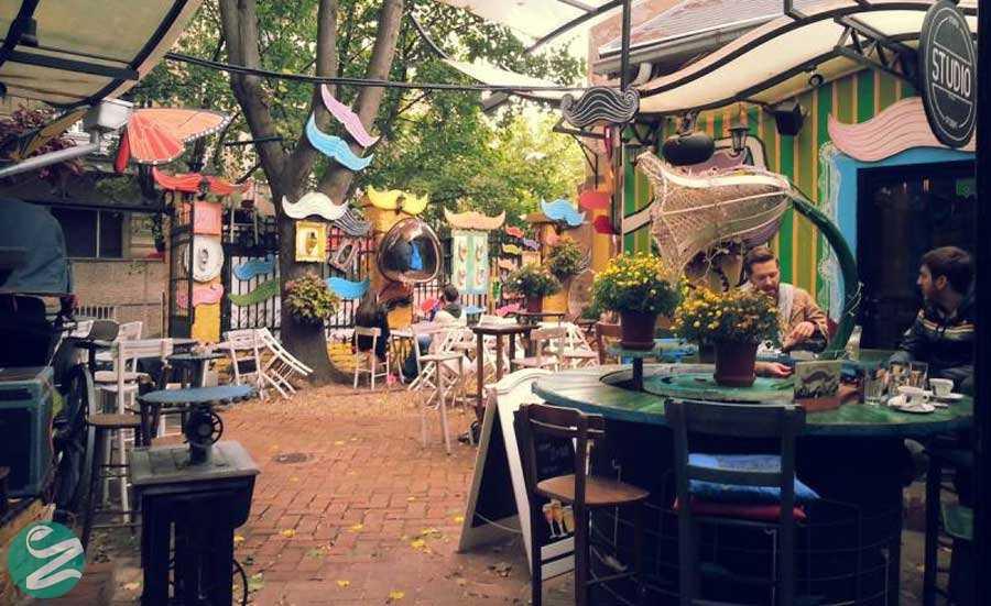 کافه رستوران Blaznavac