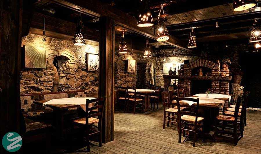 رستوران وودنیکا