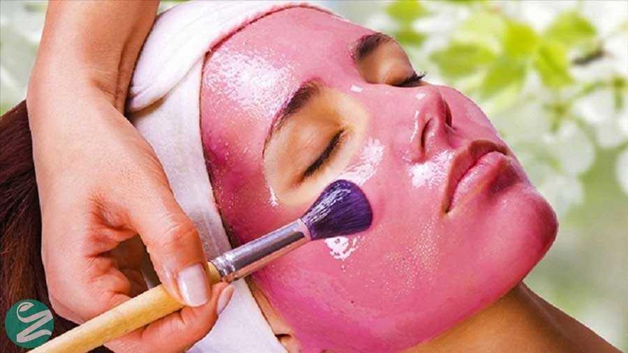 ماسک انار برای جوانسازی پوست