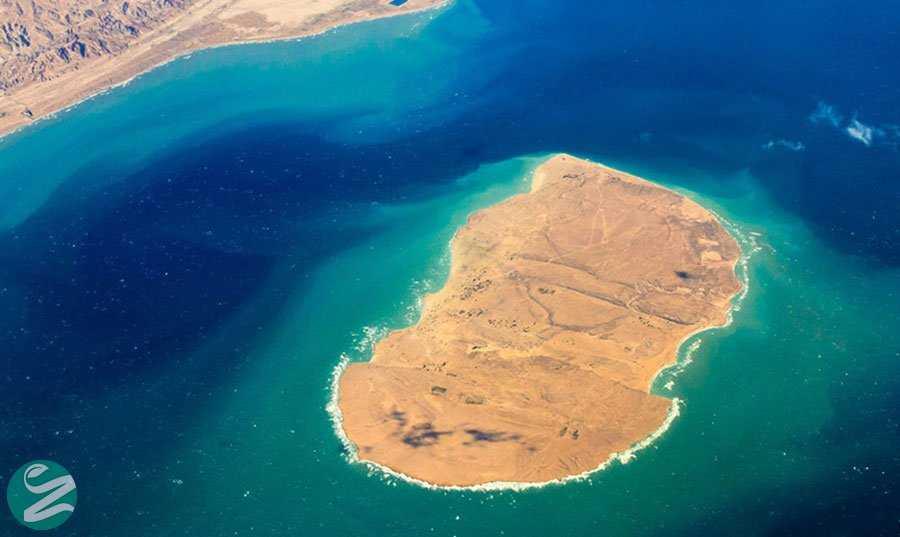 جاهای دیدنی کیش - جزیره هندورابی