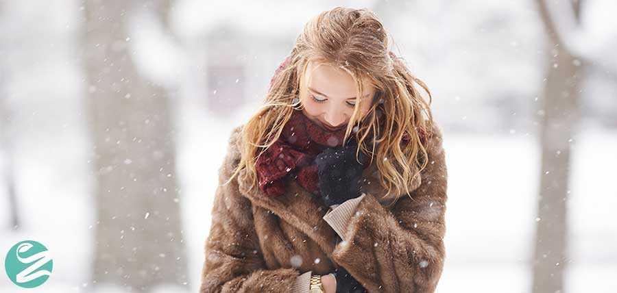 7 نکته برای مراقبت از مو در فصل سرما