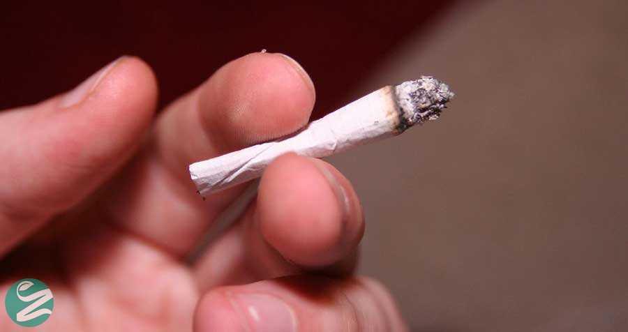 سیگار نکشید