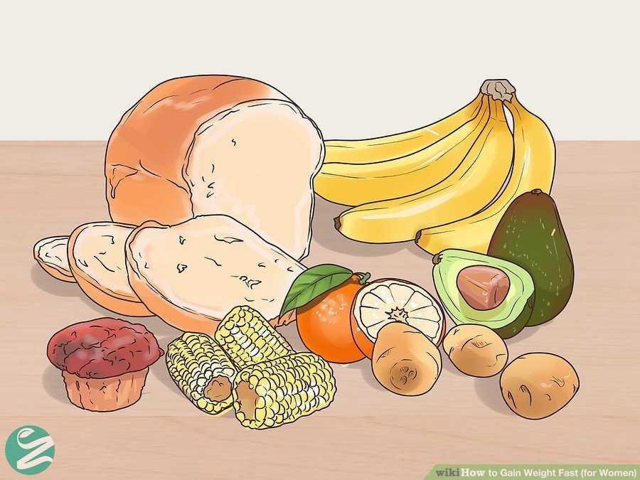 مواد غذایی مغذی و با کالری بالا