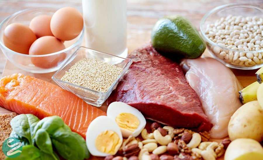 برنامه غذایی رژیم اتکینز