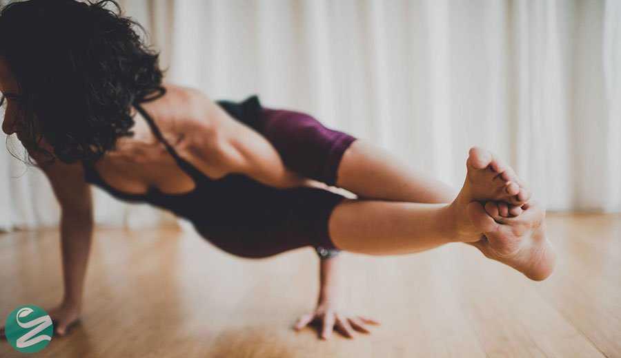 وزن کم کردن با یوگا