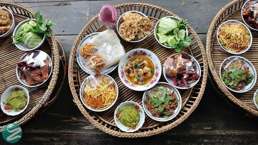 غذاهای چیانگ مای، تایلند