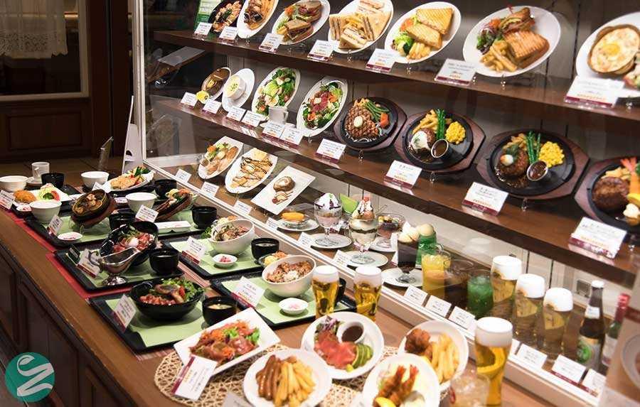 غذاهای اوزاکا، ژاپن