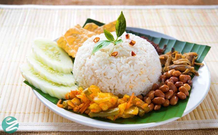 غذاهای سنگاپور