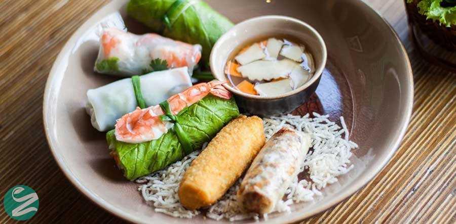 غذاهای هانوی، ویتنام