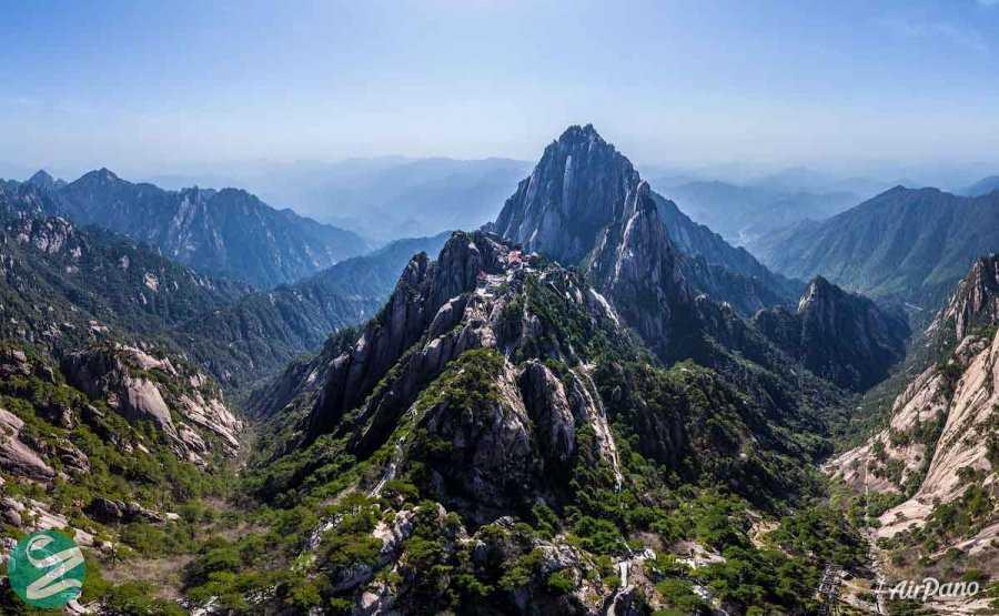 عکس کوهستان هونگ شان