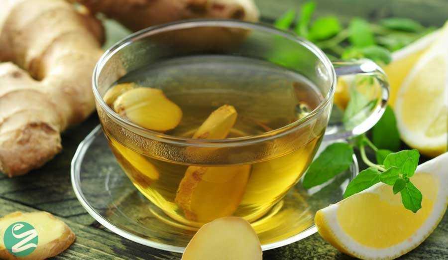 کاهش وزن با چای زنجبیل