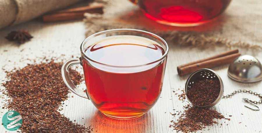کاهش وزن با چای رویبوس