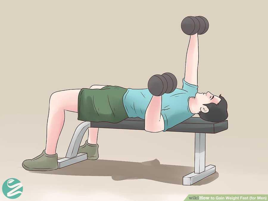 افزایش وزن با بدنسازی