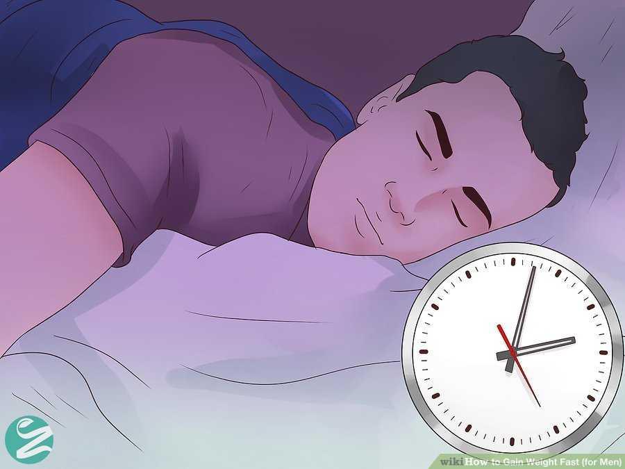 خوابیدن به افزایش وزن کمک میکند