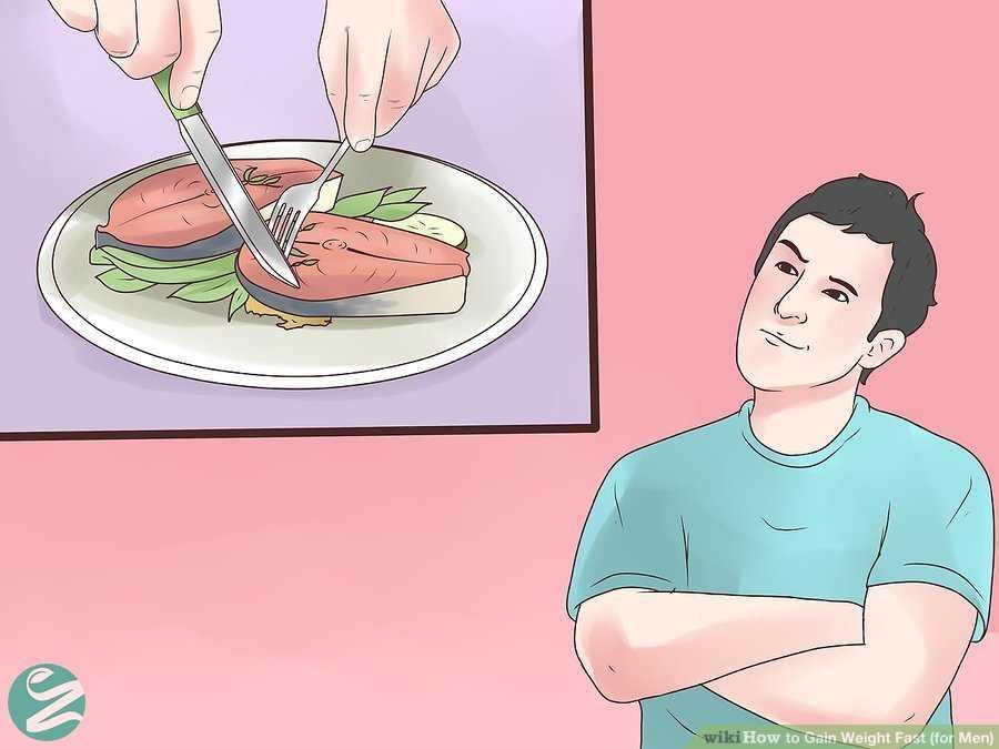 افزایش وزن با وعدههای غذایی