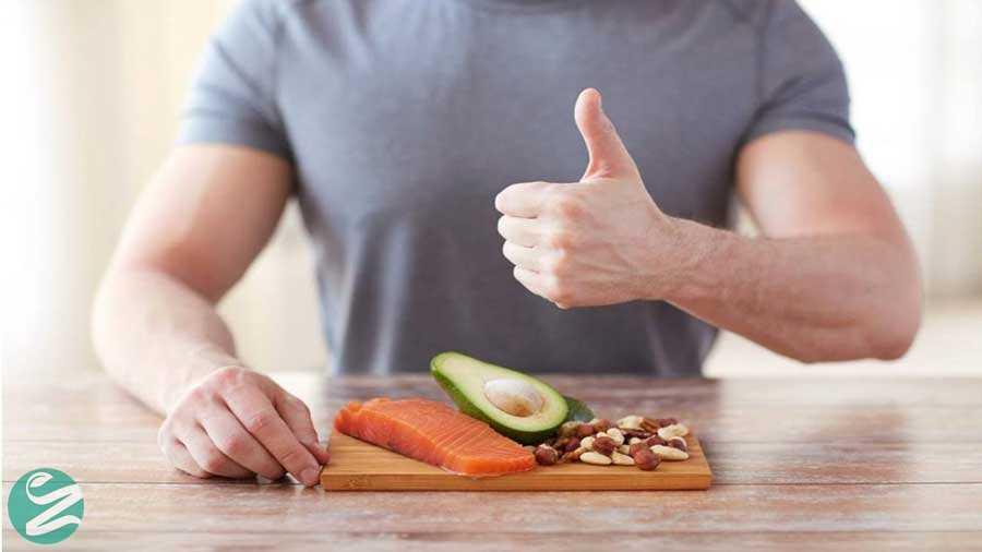 غذاهای مفید برای افزایش وزن