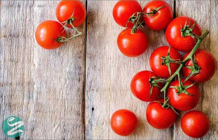 ماسک گوجهفرنگی برای روشن کردن رنگ پوست