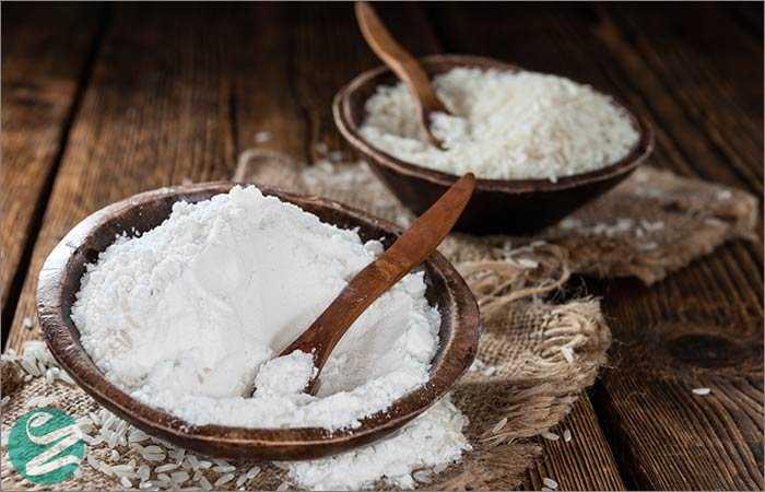 ماسک آرد برنج برای روشن شدن پوست