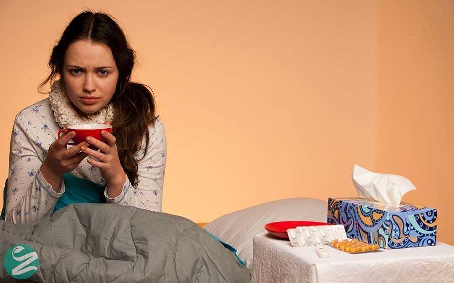 غذاهای مفید برای درمان سرماخوردگی