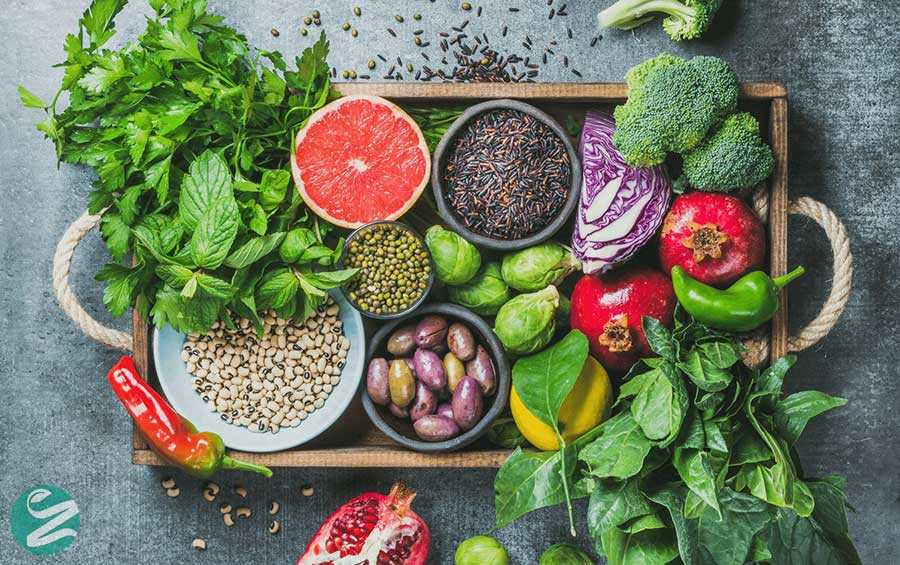 رژیم قلیایی (آلکالاین)؛ لیست غذاهای قلیایی + نمونه برنامه