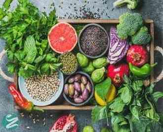 رژیم قلیایی (آلکالاین) چیست + لیست غذاهای قلیایی