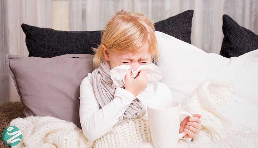 تشخیص سرماخوردگی و آنفولانزا