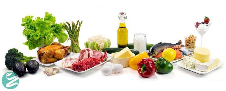 رژیم غذایی با کربوهیدرات پایین
