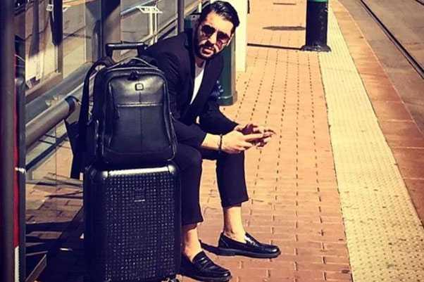 چمدان شیک