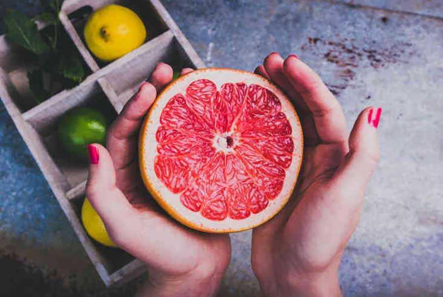 رژیم غذایی گریپ فروت