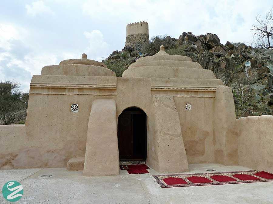 مسجد البدیعه، Al Badiyah Mosque