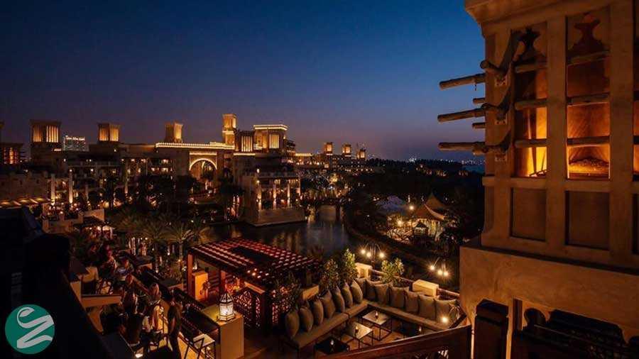 سوق مدینه جمیرا (شهر زیبا)، Souk Madinat Jumeirah