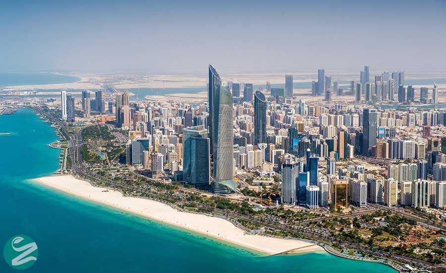 نمای آسمان ابوظبی، Abu Dhabi Skyline