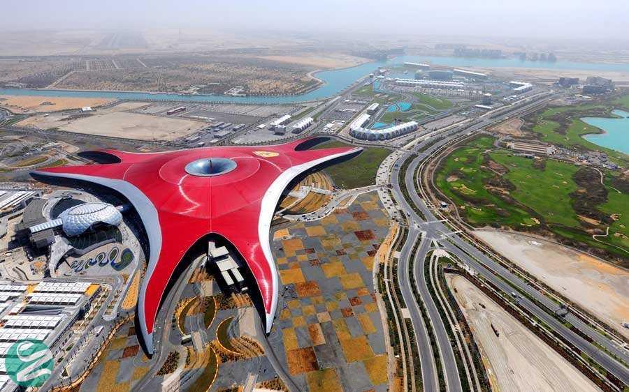 دنیای فِراری، Ferrari World