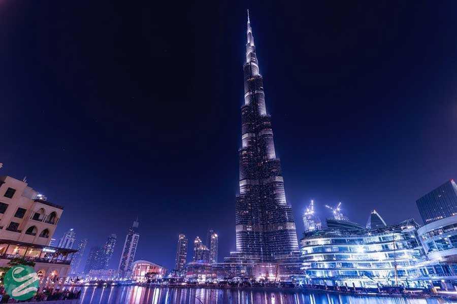 برج خلیفه، Burj Khalifa
