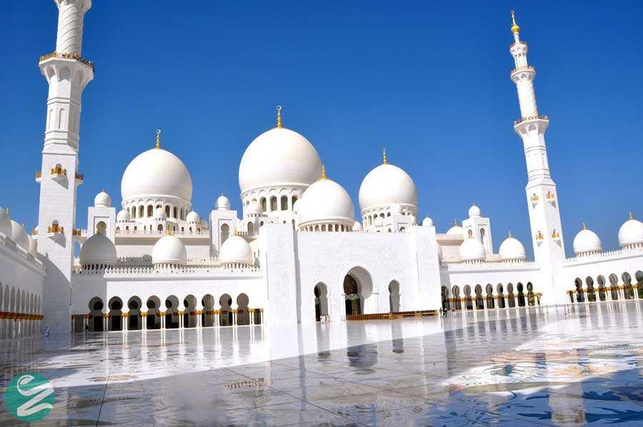 مسجد شیخ زاید کبیر، Sheikh Zayed Grand Mosque