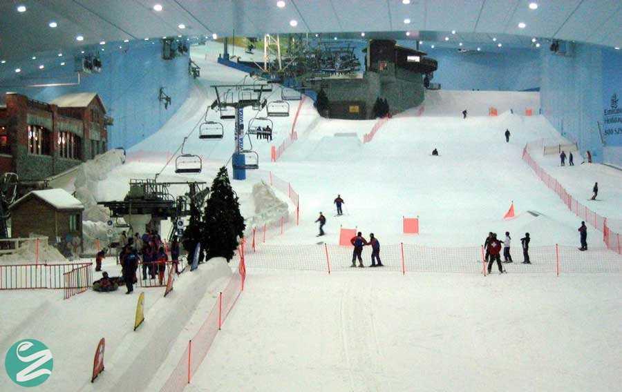 اسکی دبی، Ski Dubai